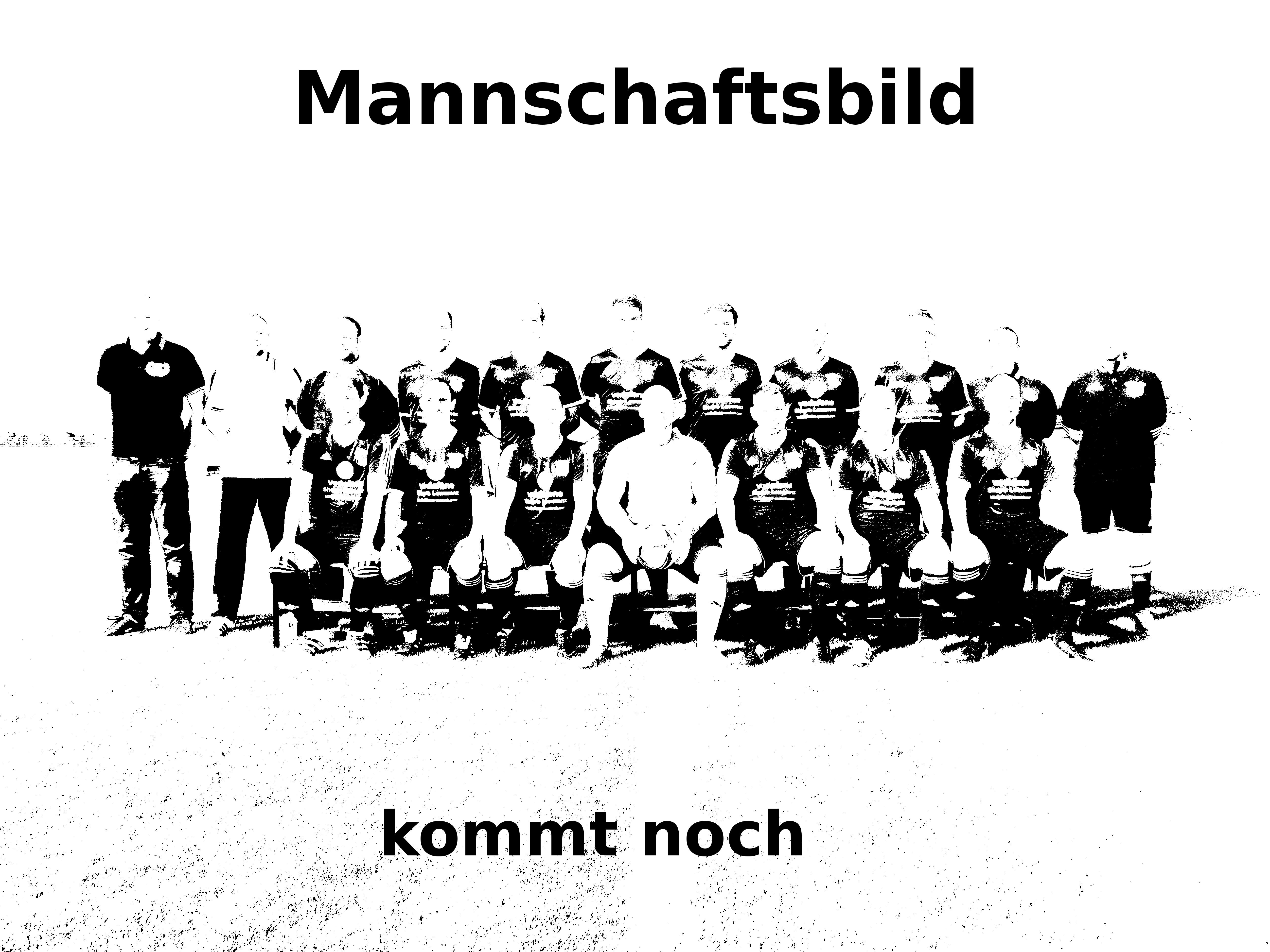 Mannschaftsbild Ü35 - FSV-Bentwisch