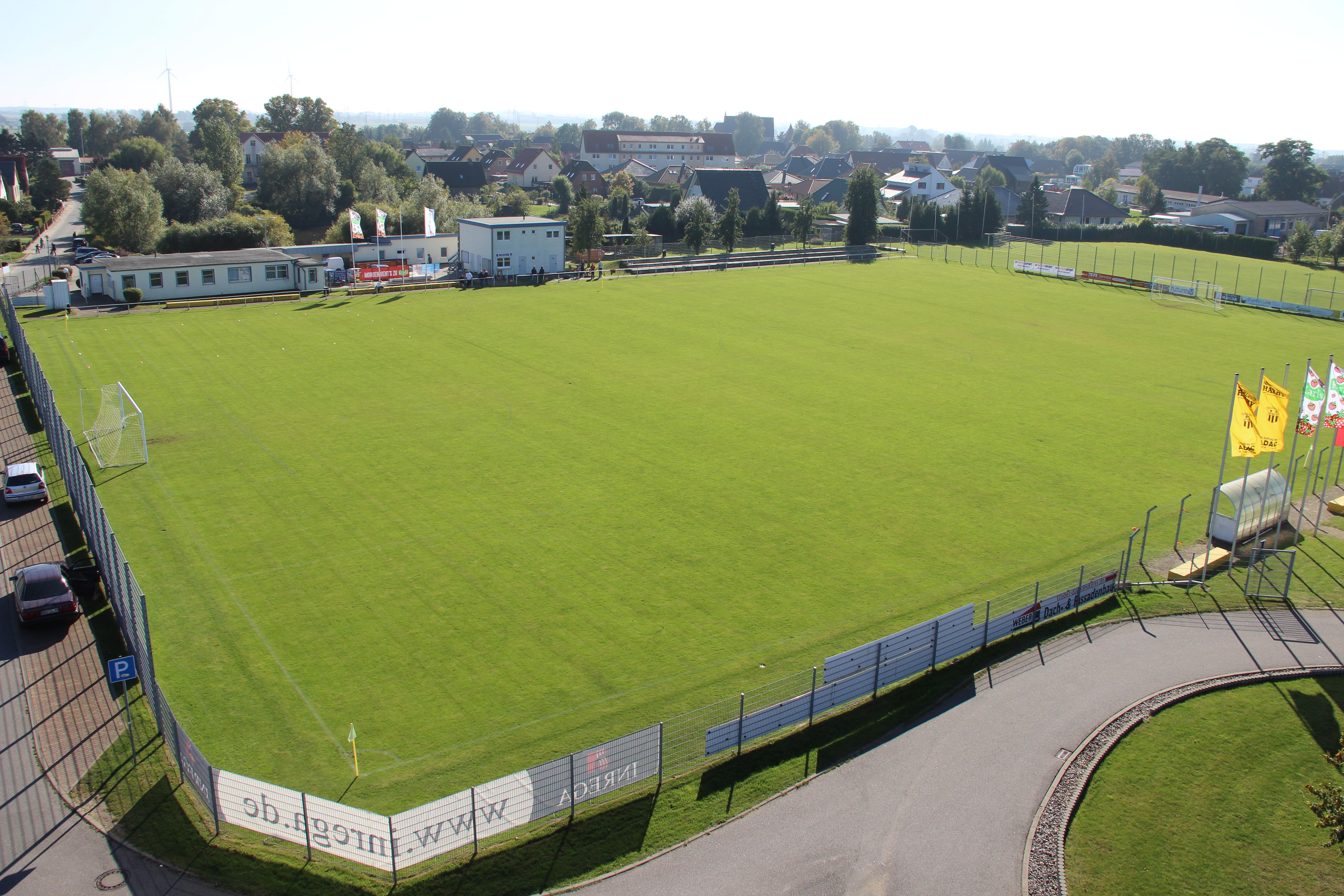 FSV-Bentwisch - Hauptsportplatz